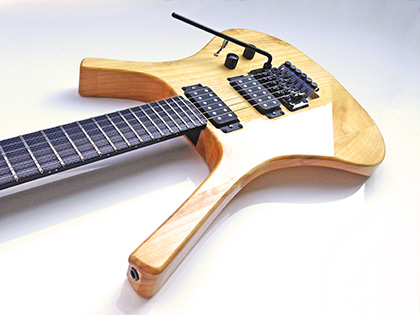 Professional Electric Guitars